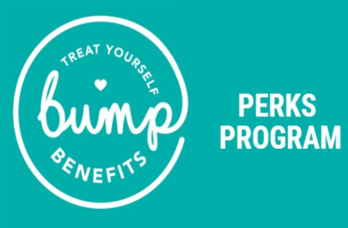 Thyme Maternity Bump Benefits Program