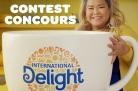 International Delight Contest   Blue Monday Contest
