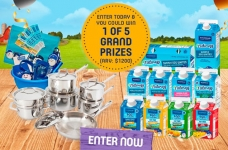 Burnbrae Farms Contest | Egg-Ceptional New Years Contest