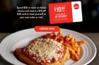 East Side Marios Coupons & Offers | January 2021 + $10 Promo Card