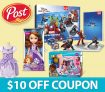 Post Foods – Disney Toy & Game Coupons