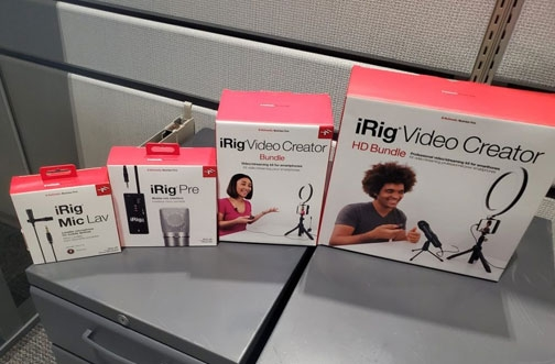 Best Buy Contests | IKM iRig Podcasting Bundle Giveaway
