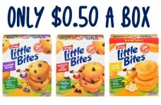 Sara Lee Little Bites Muffins
