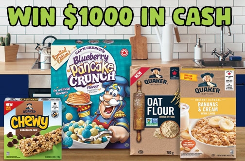Tasty Rewards Contest | Do More Delicious Contest
