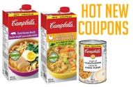 New Campbell's Product Coupons