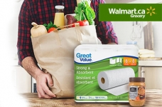 Walmart.ca Grocery Online Ad Match Policy + $10 Grocery Credit