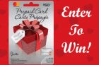Giant Tiger Valentine's Day Gift Card Giveaway
