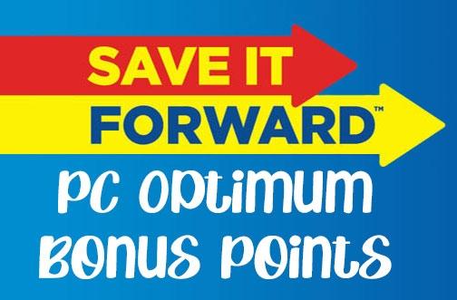 PC Optimum Save It Forward Portal | No Frills & Real Canadian Superstore
