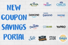 Danone Product Coupons