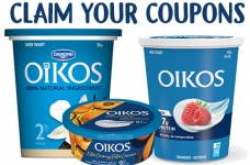OIKOS Coupons | Save on OIKOS products