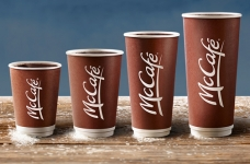 McDonald's McCafe Coffee for $1