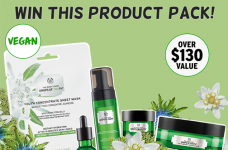 The Body Shop Win a Skincare Routine Sweepstakes