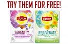 ChickAdvisor – Lipton Serenity & Rejuvenate Tea