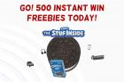Reminder! 500 FREE OREO PopSockets TODAY!