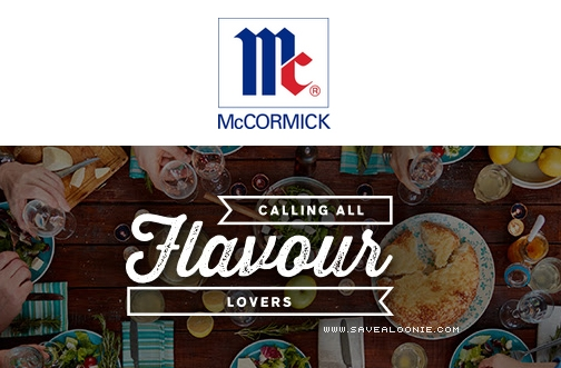 McCormick Consumer Testing Panel