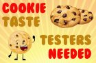 Dare Official Cookie Taste Testers Needed