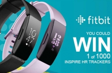Cheerios Fitbit Inspire HR Giveaway