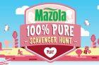 Mazola 100% Pure Scavenger Hunt Contest