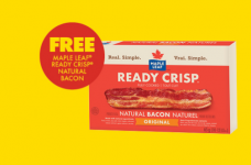 Free Maple Leaf Ready Crisp Bacon Coupon