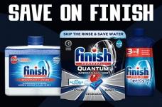 Finish Dishwashing Coupons