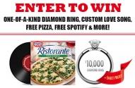 Ristorante Diamond Records Contest