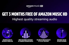 Get Amazon Music HD For Free for 3 Months