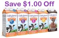 Dairyland Lactose Free Milk Coupon