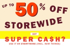 Old Navy Sales & Coupons | Super Cash Redeem + 20% Off Coupon Code + Up to 50% Off Storewide