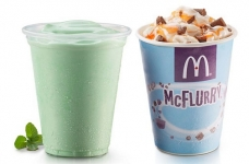 McDonald's Shamrock Shake & Cadbury Creme Egg McFlurry are BACK!
