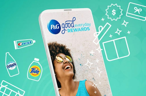 P&G Good Everyday Rewards Program