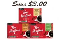 Tim Hortons K-Cups Mail Coupon