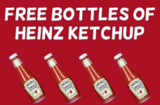 Heinz Ketchup Contest | Hold For Heinz Contest