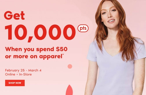 Joe Fresh Sales & Coupons | Get 10,000 PC Optimum Points