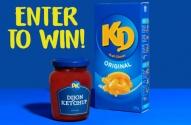 KD Dijon Ketchup Giveaway
