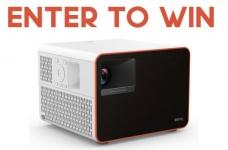Best Buy Contests | Win a BenQ Gaming Projector + Audio-Technica Headphones