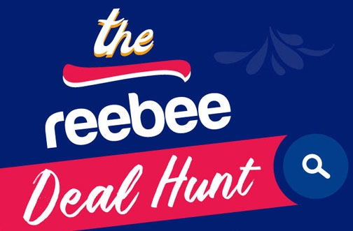 reebee Contest | Deal Hunt Contest