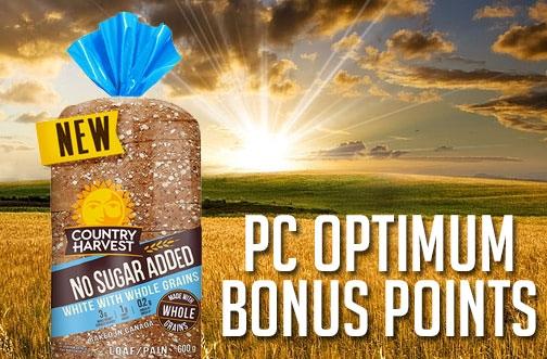 Country Harvest PC Optimum Offer