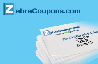 Order coupons by mail