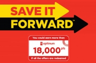 PC Optimum Save It Forward Portal