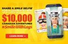 Lay's Smile Selfie Contest