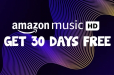 Get Amazon Music HD For Free for 30 Days