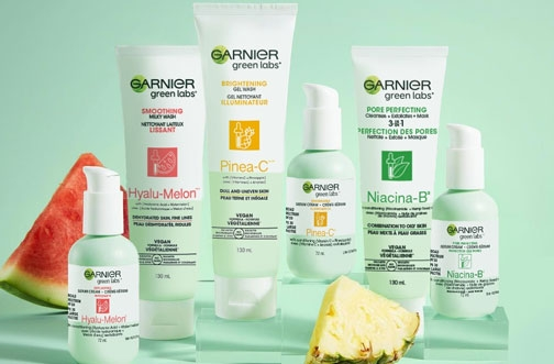 Garnier Contest Canada | Garnier Green Labs Giveaway