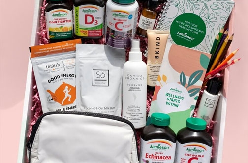 Jamieson Contest | Wellness Parenting Box Giveaway