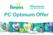 Pampers PC Optimum Offer