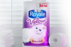 Royale Velour Toilet Paper Coupon