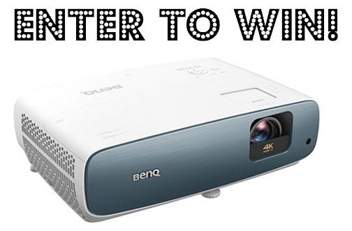 Best Buy Contests | Win a Smart Home Projector + Zhiyun Stabilizer + BenQ Gaming Projector + Audio-Technica Headphones