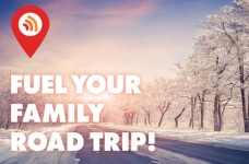 Fuel your Family Road Trip Contest
