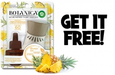 Free Botanica by Air Wick Scented Oil Kits