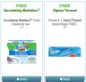 Free Scrubbing Bubbles & Ziploc Coupons *GONE*