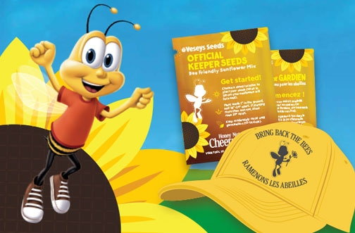 Free Cheerios Hats & Sunflower Seed Packs *Still Available*